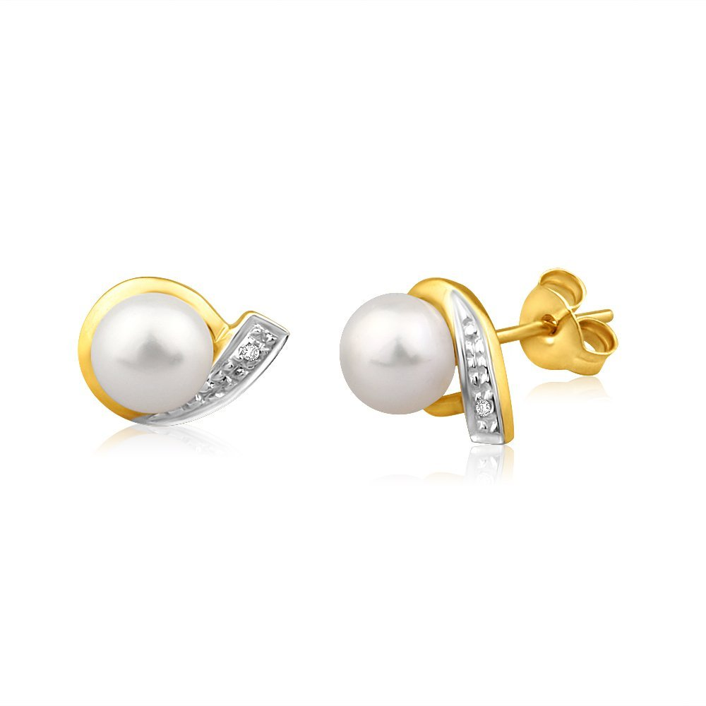 pearl earrings for valentines day presents