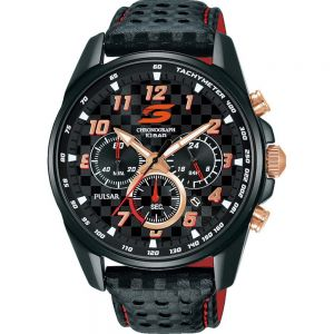 Pulsar 2020 Supercars Limited Edition Chronograph PT3A67X