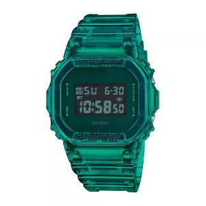 Casio G-Shock DW5600SB-3DR Skeleton Series