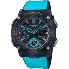 G-Shock Carbon Core Guard GA2000-1A2 Mens Watch