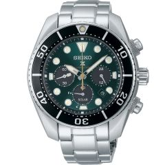 Seiko Prospex SSC807J Limited Edition with Additional Silicone Band