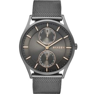 Skagen SKW6180 'Holst' Grey Mesh Mens Watch