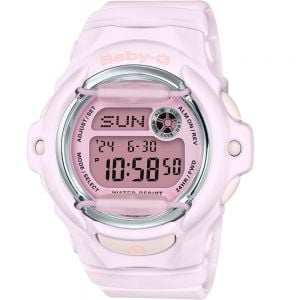 Baby-G BG169M-4D Pink Resin Womens Watch