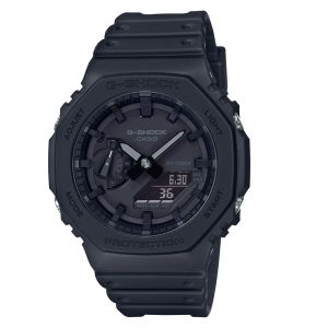 LIMITED STOCK AVAILABLE Casio G-Shock Carbon Core Guard GA-2100-1A1DR Mens Watch