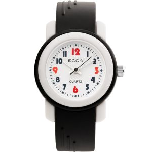 ECC Kids Black Strap Watch