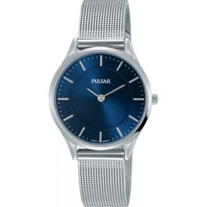 Pulsar PTA519X Blue Dial Watch